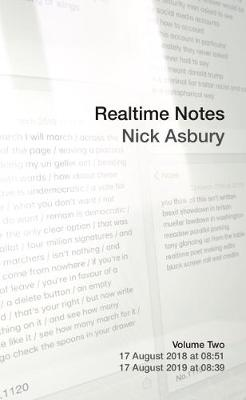 Realtime Notes - Volume Two 2 (Paperback)