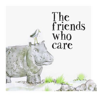 The Friends Who Care: Savanna Set - The Safari Series 2 (Paperback)