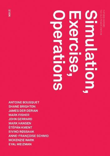 Simulation, Exercise, Operations - Urbanomic / Redactions (Paperback)