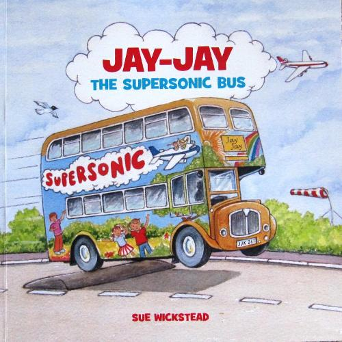 Jay-Jay the Supersonic Bus (Paperback)