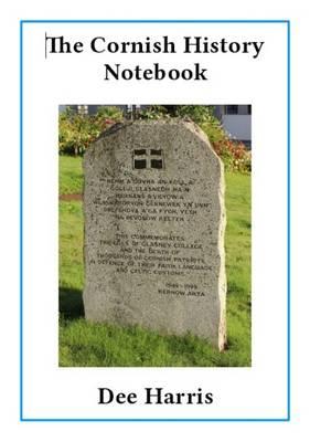 The Cornish History Notebook (Paperback)