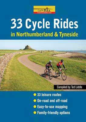 Cycle Rides in Northumberland and Tyneside (Paperback)