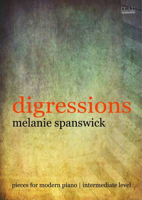 Digressions: Modern Pieces for Piano (Sheet music)