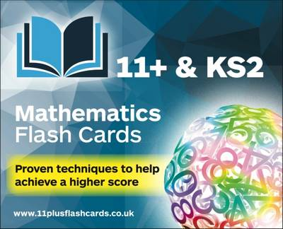 11+ & KS2: Mathematics Flash Cards | Waterstones