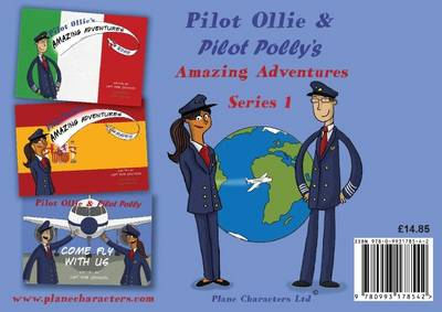 Pilot Ollie & Pilot Polly's Amazing Adventures Series One (Paperback)