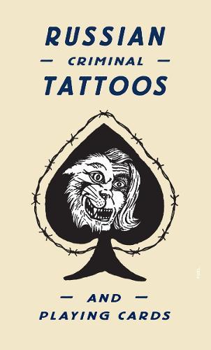 Russian Criminal Tattoos and Playing Cards (Hardback)