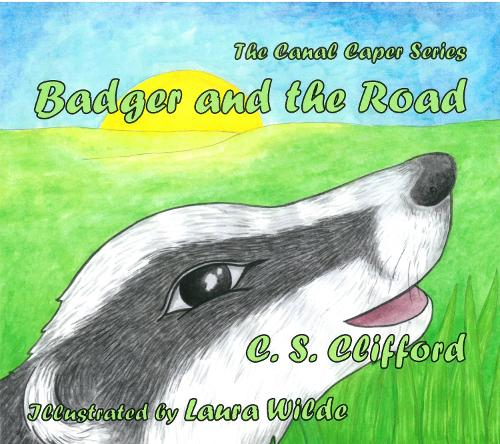 Badger and the Road - The Canal Caper Series (Paperback)