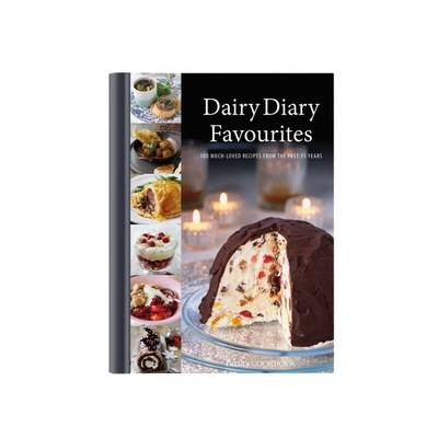 Dairy Diary Favourites (Dairy Cookbook): 100 Much-Loved Recipes from the Past 35 Years (Hardback)