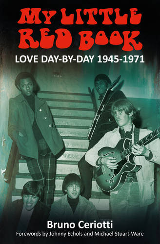 My Little Red Book: Love Day-by-Day 1945-1971 (Paperback)