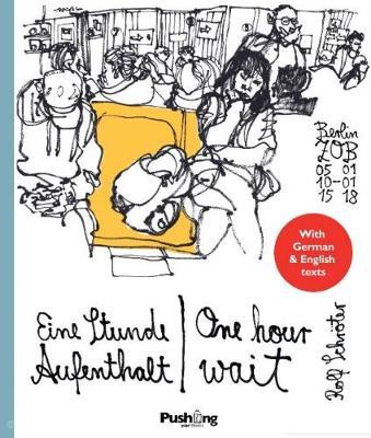 Eine Stunde Aufenhalt / One Hour Wait (Paperback)