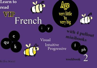 Learn to Read VIP French: Workbook 2