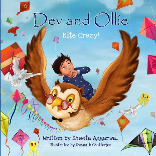 Dev and Ollie: Kite Crazy! (Paperback)