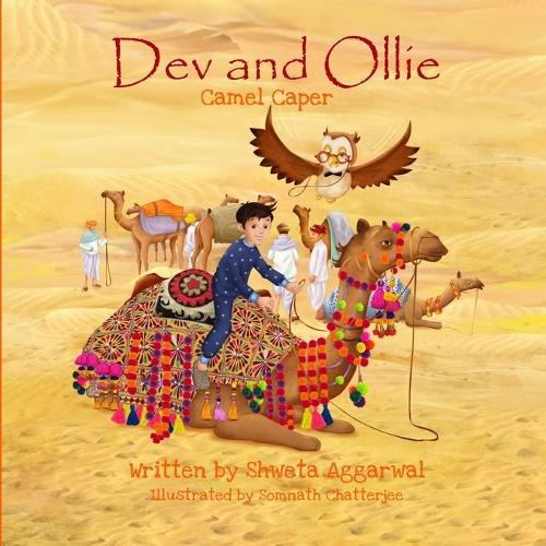 Dev and Ollie: No. 3: Camel Caper (Paperback)