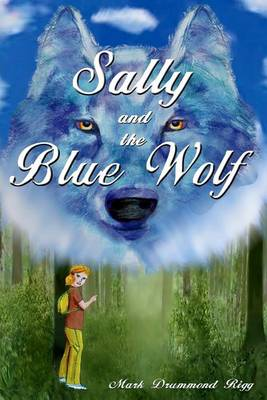 Sally and the Blue Wolf (Paperback)