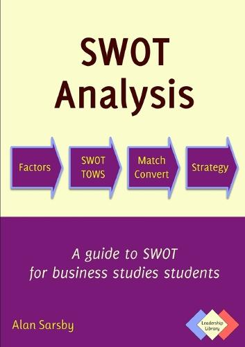 swot analysis of waterstones Swot analysis refers to a tool that recognizes the strengths, weaknesses, opportunities, and threats of an organization weaknesses - include the characteristics which place the team at a disadvantage as compared to others.