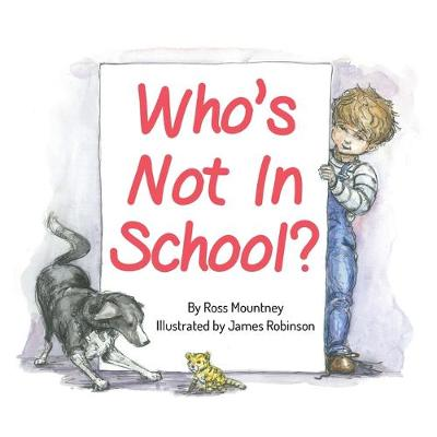 Who's Not in School? (Paperback)