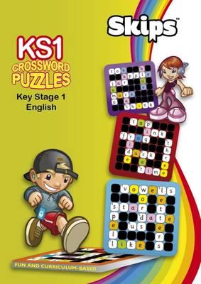 KS1 Crossword Puzzles Key Stage 1 English (Paperback)