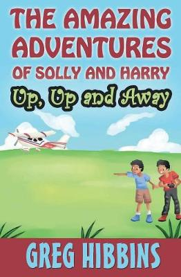 The Amazing Adventures of Solly and Harry: Up, Up and Away (Paperback)