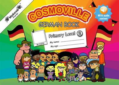 German Book Primary: Level 2 - Cosmoville Series 2