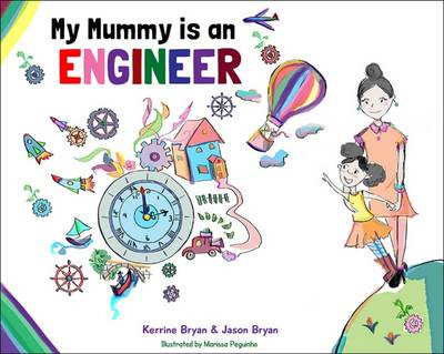 My Mummy is an Engineer (Paperback)