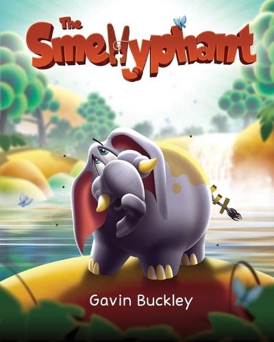 The Smellyphant (Paperback)