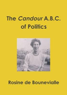 The Candour A.B.C. of Politics (Paperback)