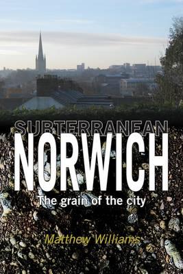 Subterranean Norwich: The Grain of the City (Paperback)