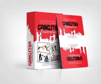 Gangster Redemption: Lateral Thinking Narrative Creating Playing Cards - Number 3 from 10 3 (Paperback)