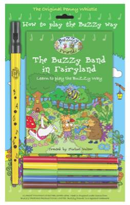 The Buzzy Band in Fairyland (Paperback)