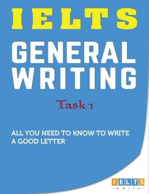 IELTS General Writing Task 1 (Paperback)