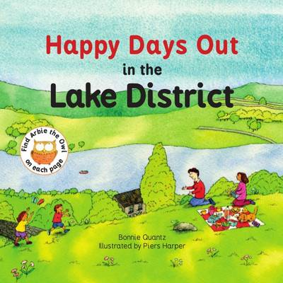 Happy Days Out in the Lake District (Board book)