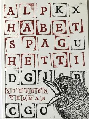 Alphabet Spaghetti (Paperback)
