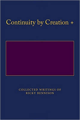 Continuity by Creation + (Paperback)