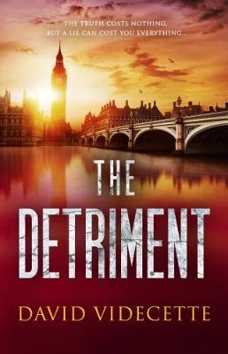 The Detriment: The compelling detective thriller based on real events - The Detective Inspector Jake Flannagan Series 2 (Paperback)