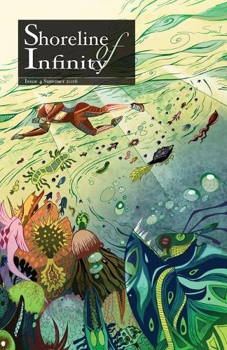 Shoreline of Infinity 4: Science Fiction Magazine - Shoreline of Infinity 4 (Paperback)