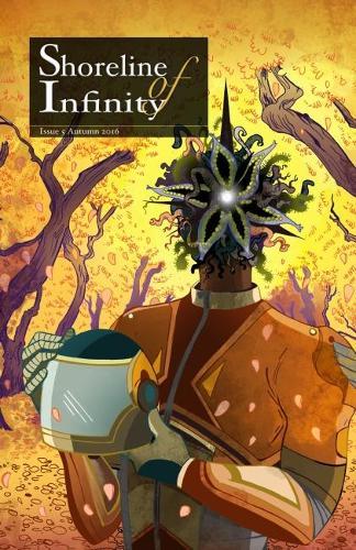 Shoreline of Infinity 2016: Science Fiction Magazine No. 5 (Paperback)