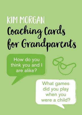 Coaching Cards for Grandparents - Barefoot Coaching Cards