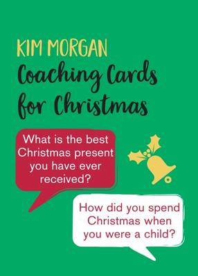 Coaching Cards for Christmas - Barefoot Coaching Cards
