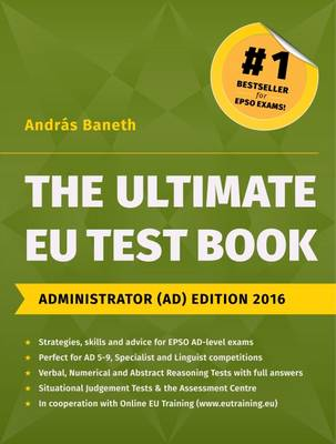 The Ultimate EU Test Book 2016 (Paperback)