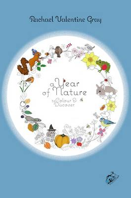 A Year of Nature: To Colour & Discover 2015 (Paperback)