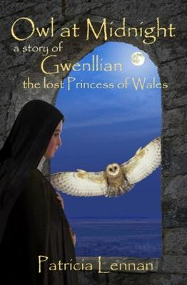 Owl at Midnight: a story of Gwenllian the lost Princess of Wales (Paperback)