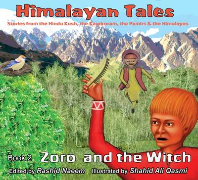 Zoro and the Witch - Himalayan Tales 2 (Paperback)