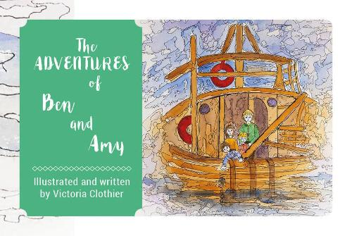 The Adventures of Ben and Amy (Paperback)