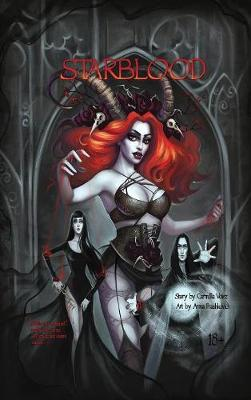 Starblood: The Graphic Novel/Hardback Edition (Hardback)