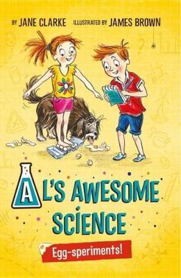 Al's Awesome Science: No.1: Egg-Speriments! (Paperback)