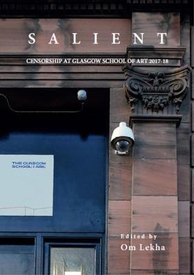 Salient: censorship at Glasgow School of Art 2017-18