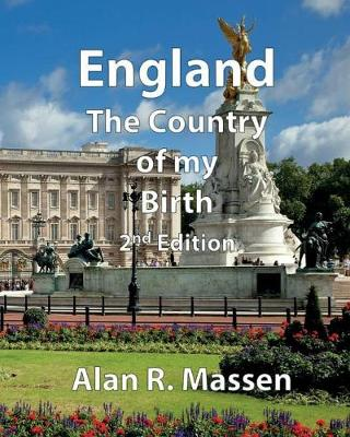 England the Country of My Birth (Paperback)