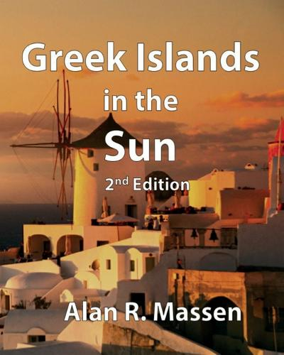 Greek Islands in the Sun (Paperback)