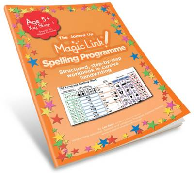 The Joined-Up Magic Link Spelling Programme: No. 1 (Paperback)