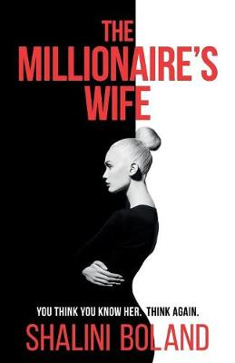 The Millionaire's Wife: A Twisty Suspense Thriller (Paperback)
